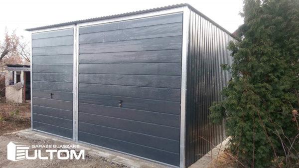 garaż ocynkowany ULTOM