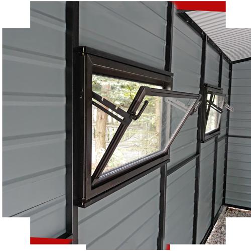 Okno uchylne