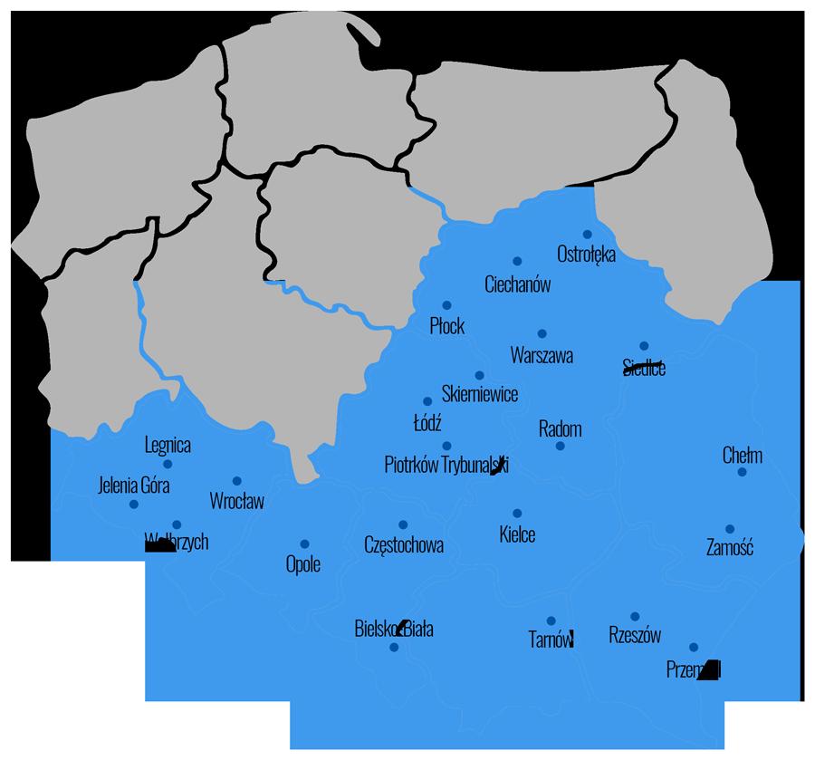 Przedstawiciele regionalni