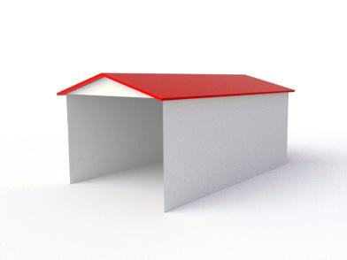 Spadek dachu