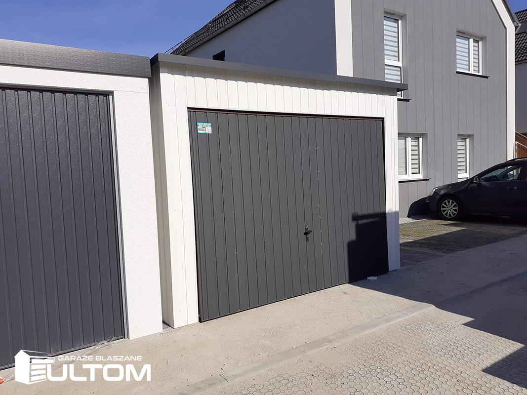 Garaż blaszany czy murowany?
